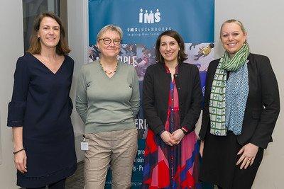 CEO meeting madame la ministre du développement durable grand duché de luxembourg